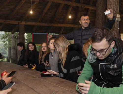Студенти МУФ відвідали перший в СНД музей майнингу